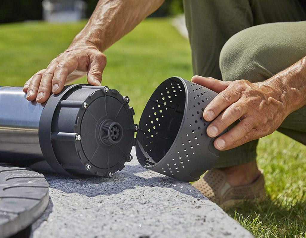 entretien pompe de puit